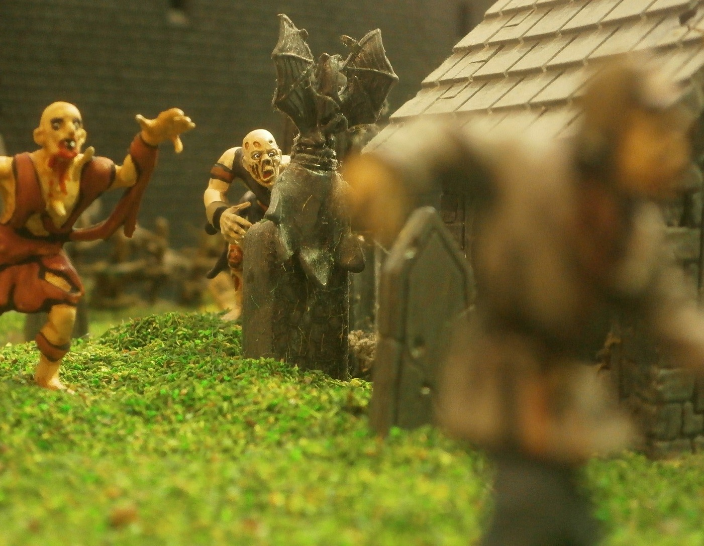 Part 22 Raised Zombie 1