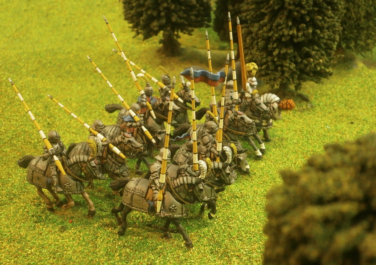 Part 24 Pic 13 Comp Mounted Knights 1