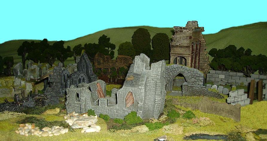 Tosciana Ruins