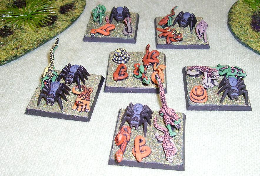 JungleSwarms