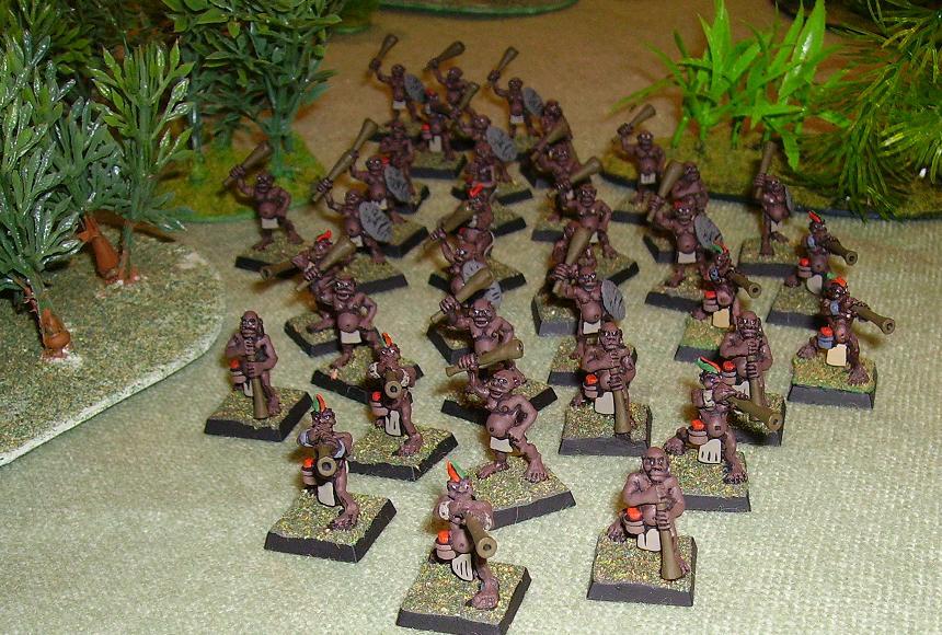 Skink Skirmishers