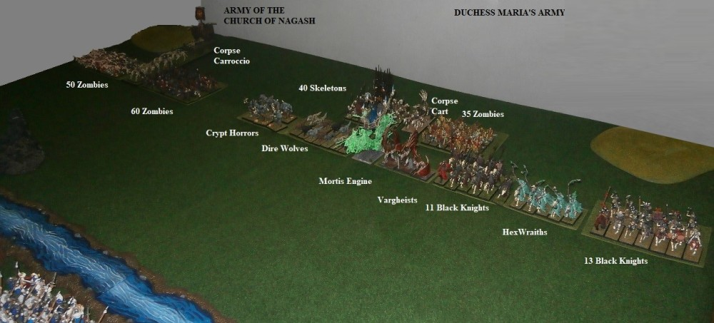 Final Deployment, Whole of Undead